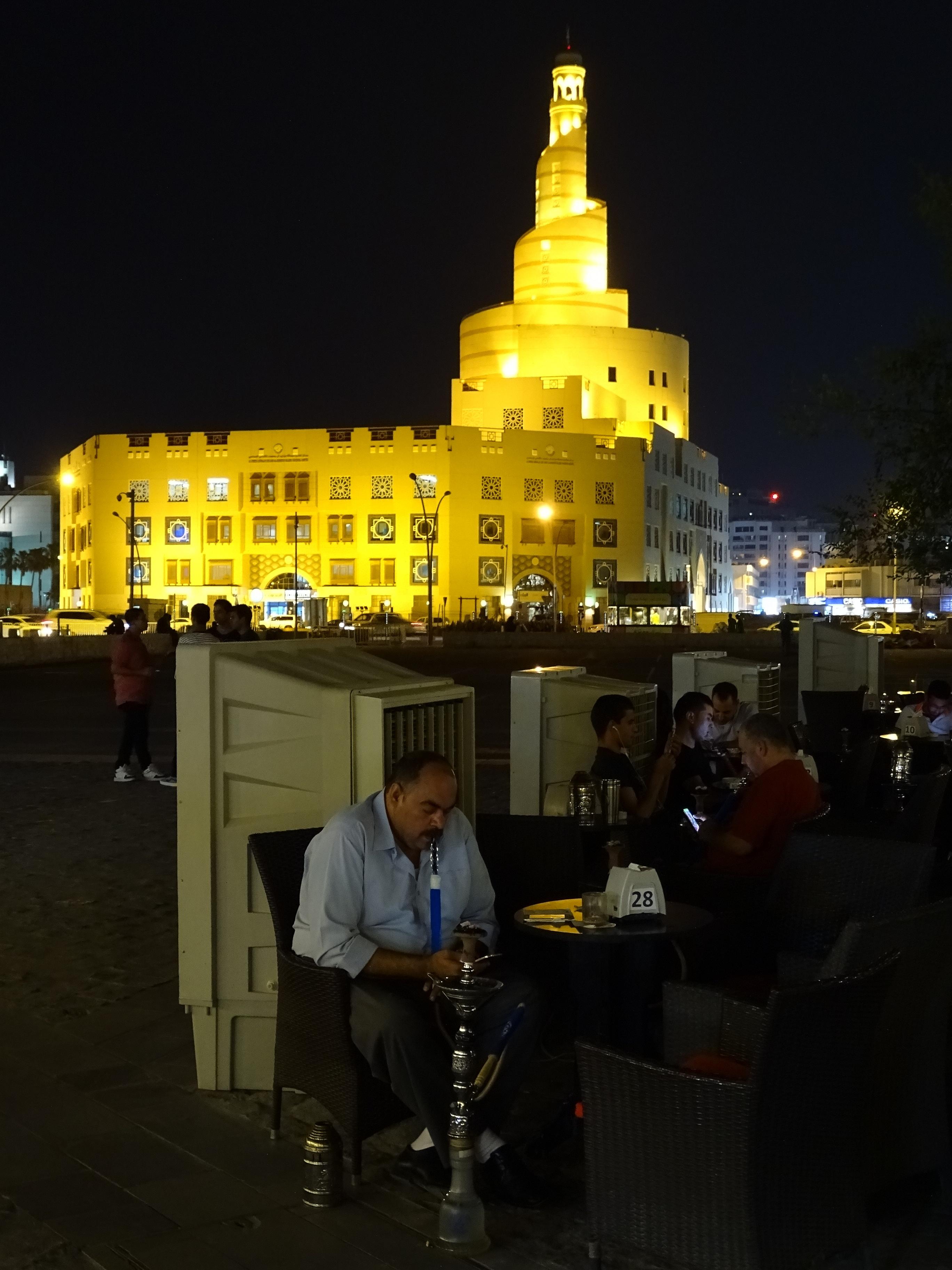 File:Doha by Night - Souq Waqif - Doha - Qatar - 02 (34503560681