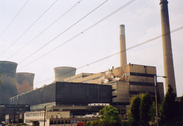 Drakelow Power Station