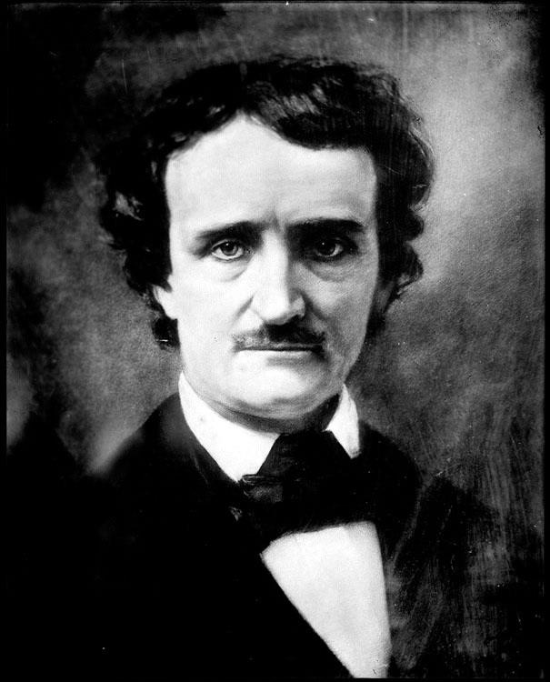 """Frases hechas"", proverbios, refranes... Constructivos... en Psicólogos Málaga Edgar_Allan_Poe_portrait"