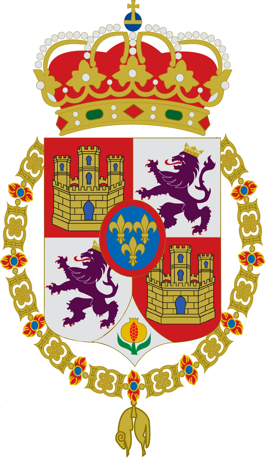 royal warrant of appointment  spain