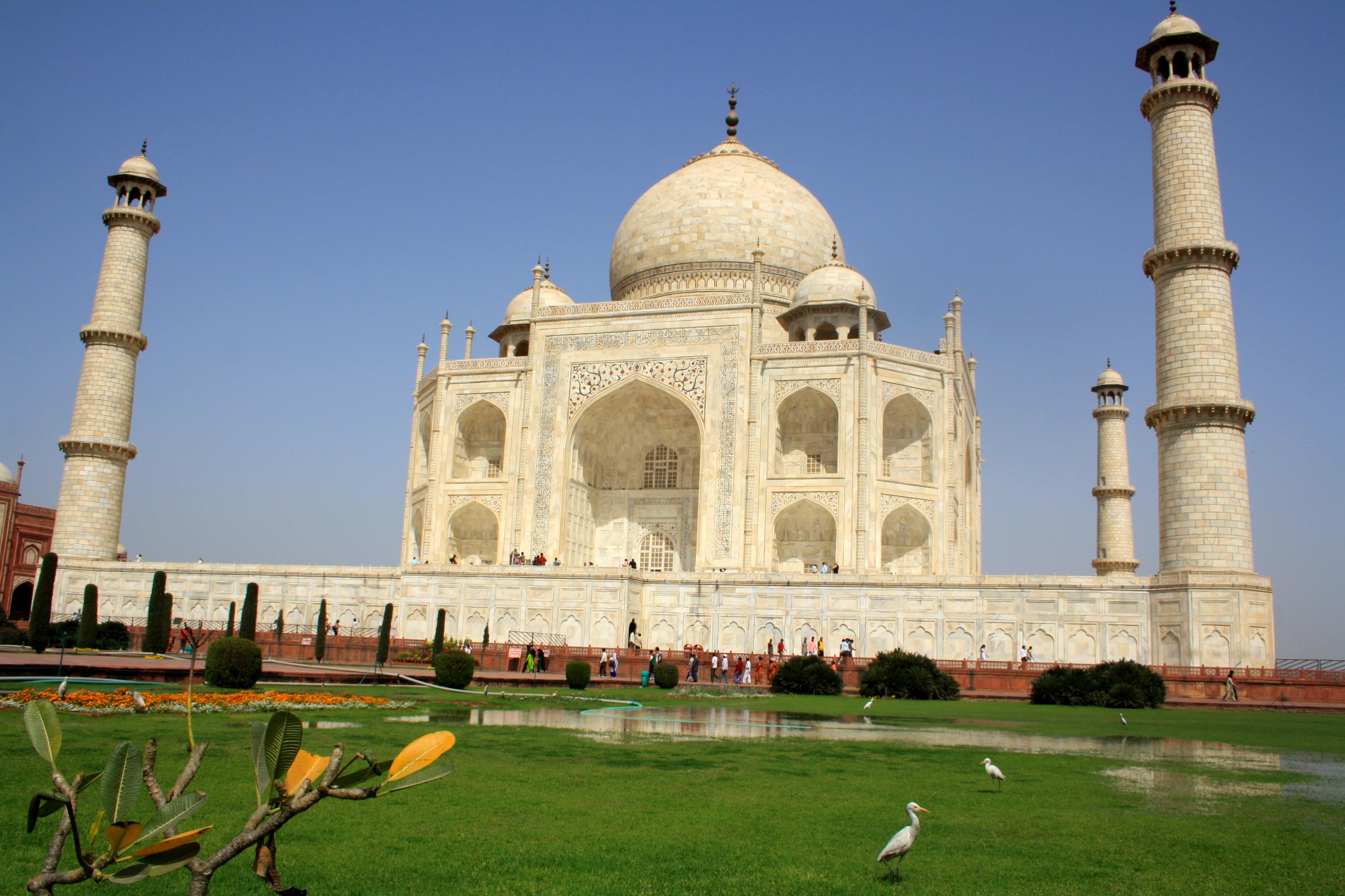 File Exotic Taj Mahal Jpg Wikimedia Commons