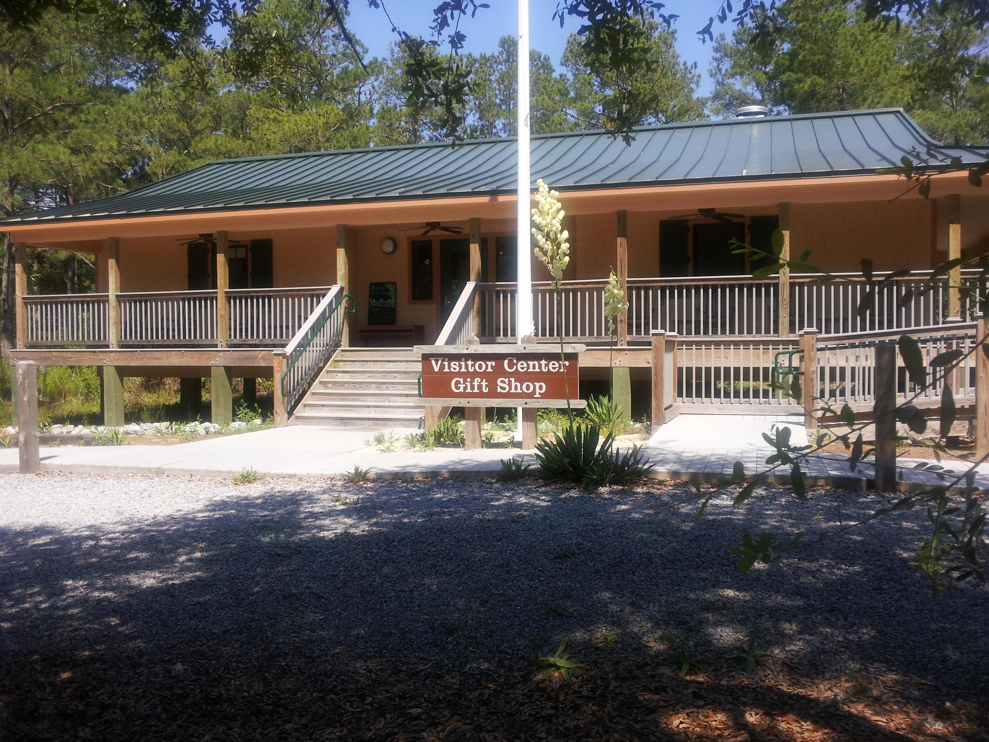 False Cape State Park Visitor Center