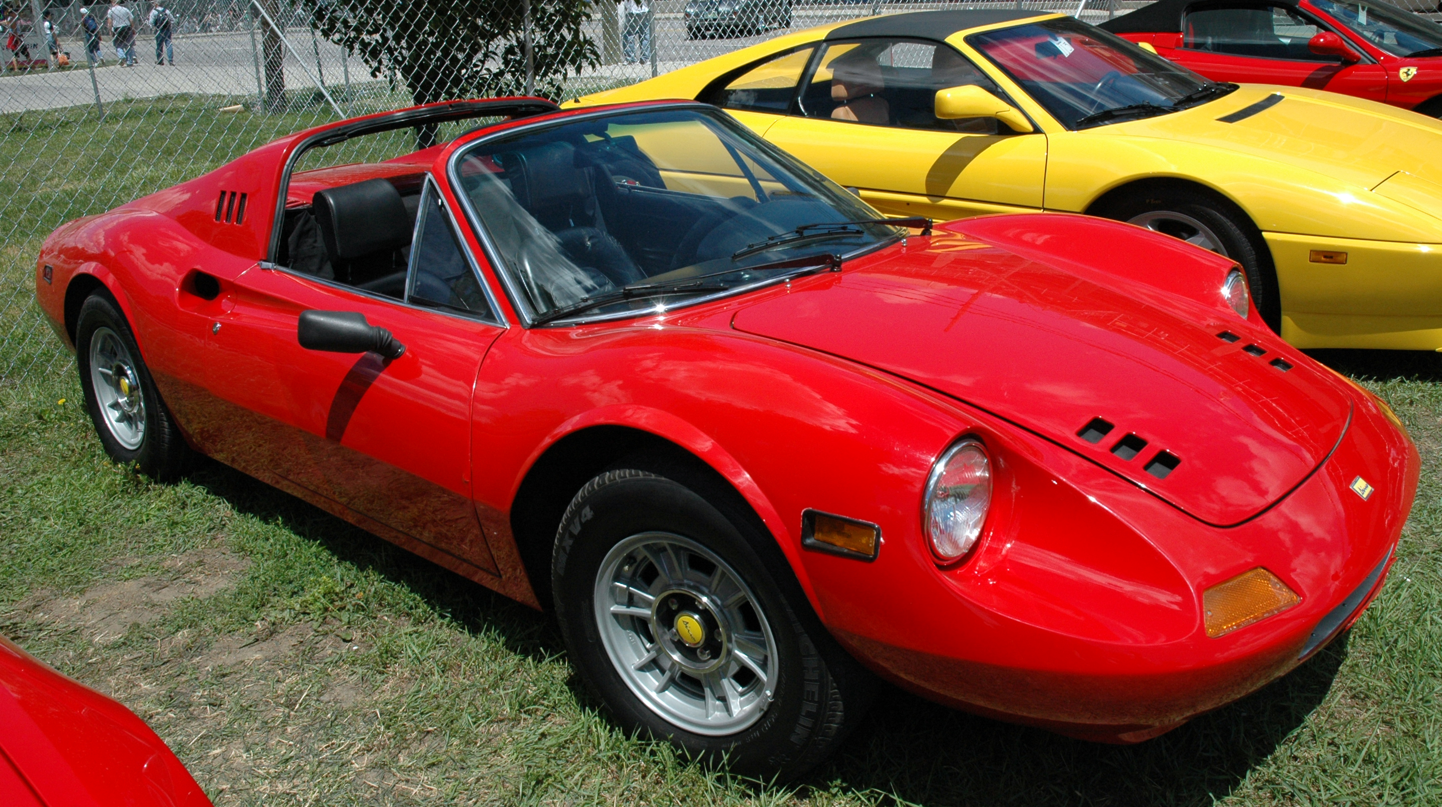 Ferrari Dino 246 Gt Gts Wikipedia A Enciclopedia Livre