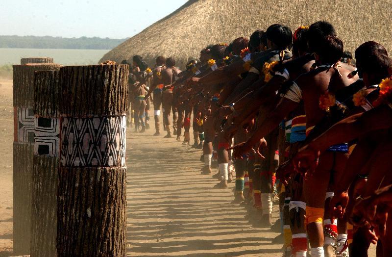danzas típicas del amazonas