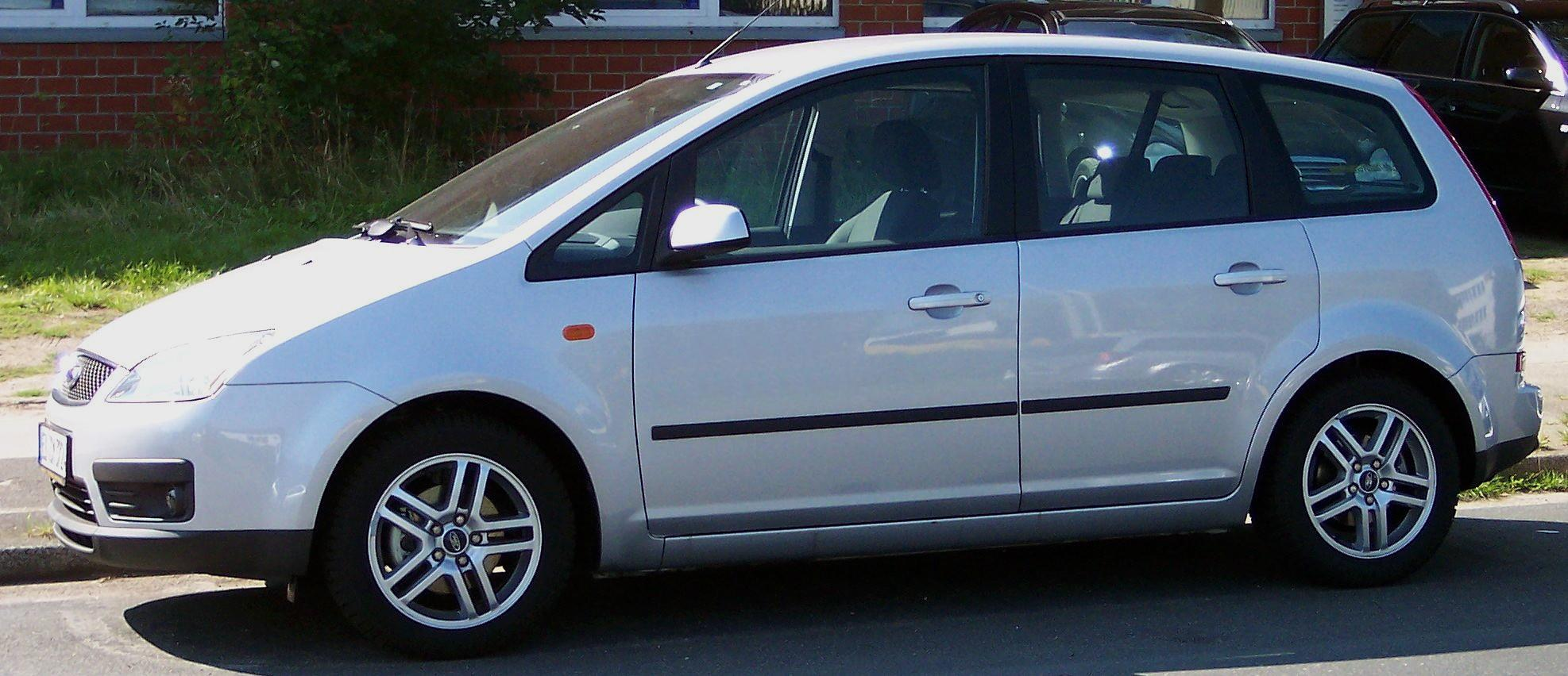 ford c max wikiwand. Black Bedroom Furniture Sets. Home Design Ideas