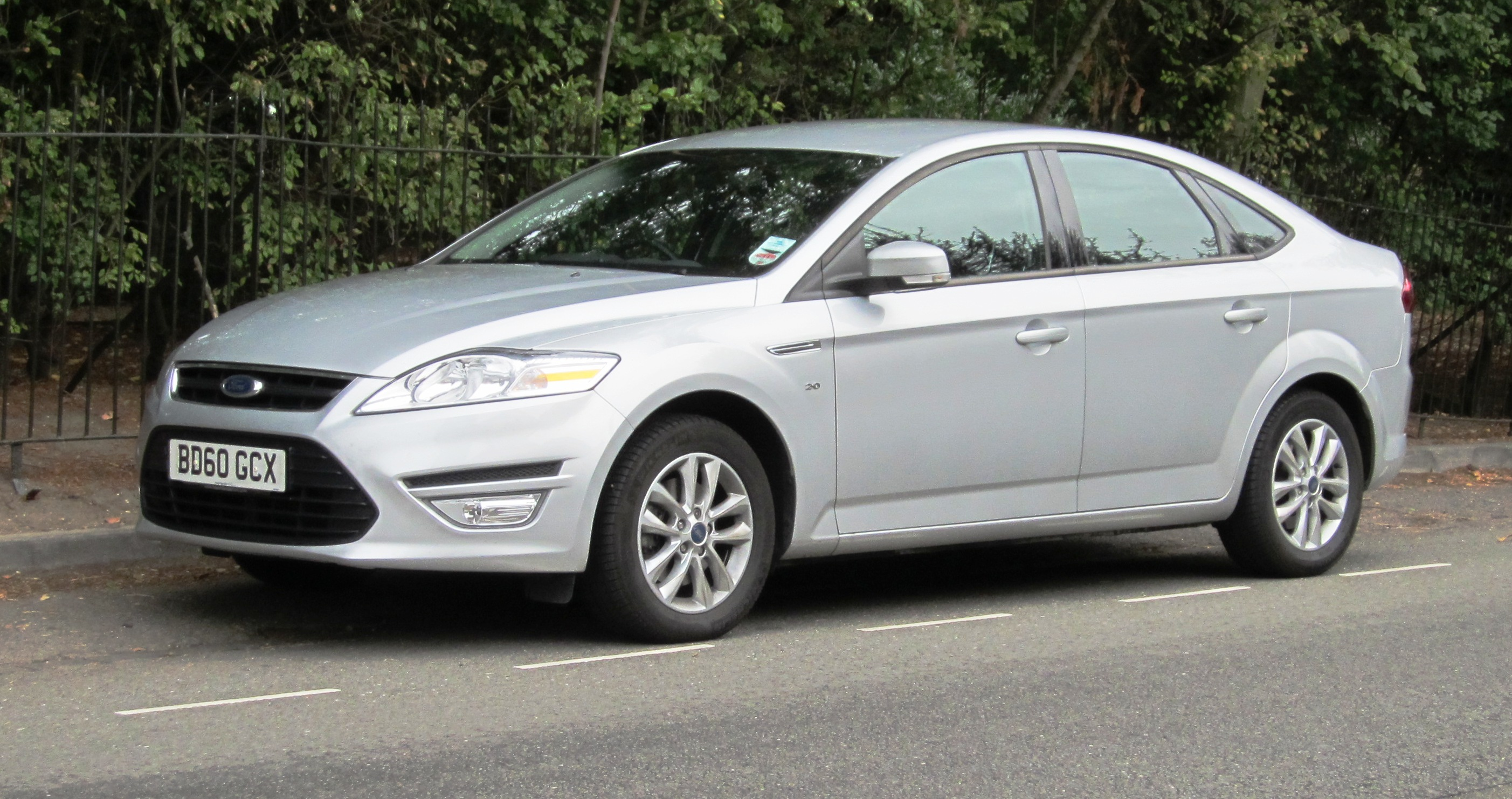 file ford mondeo reg dec 2010 west road cambridge 2011. Black Bedroom Furniture Sets. Home Design Ideas