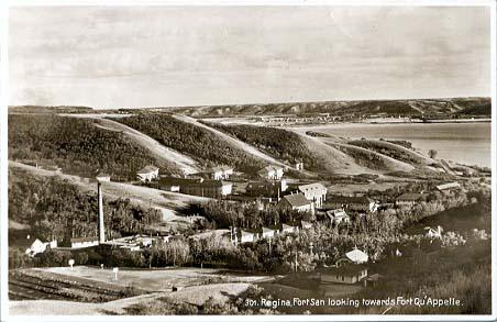 Fort San, Saskatchewan