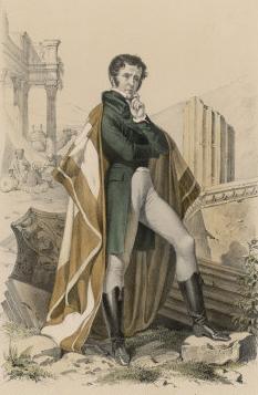 Monsieur François René de Chateaubriand