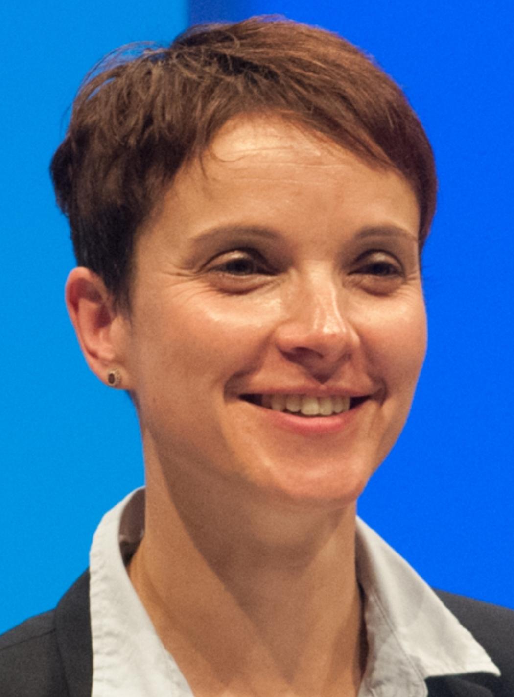 Frauke Petry Völkisch