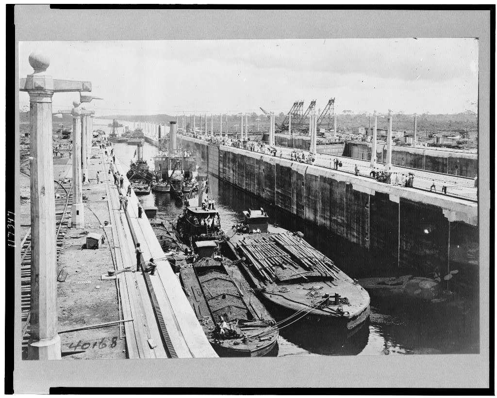 Histoire Du Canal De Panama Wikipedia