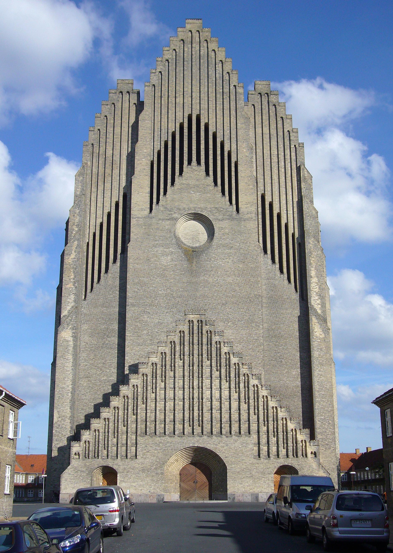 File:Grundtvigs Kirke Copenhagen.jpg - Wikimedia Commons