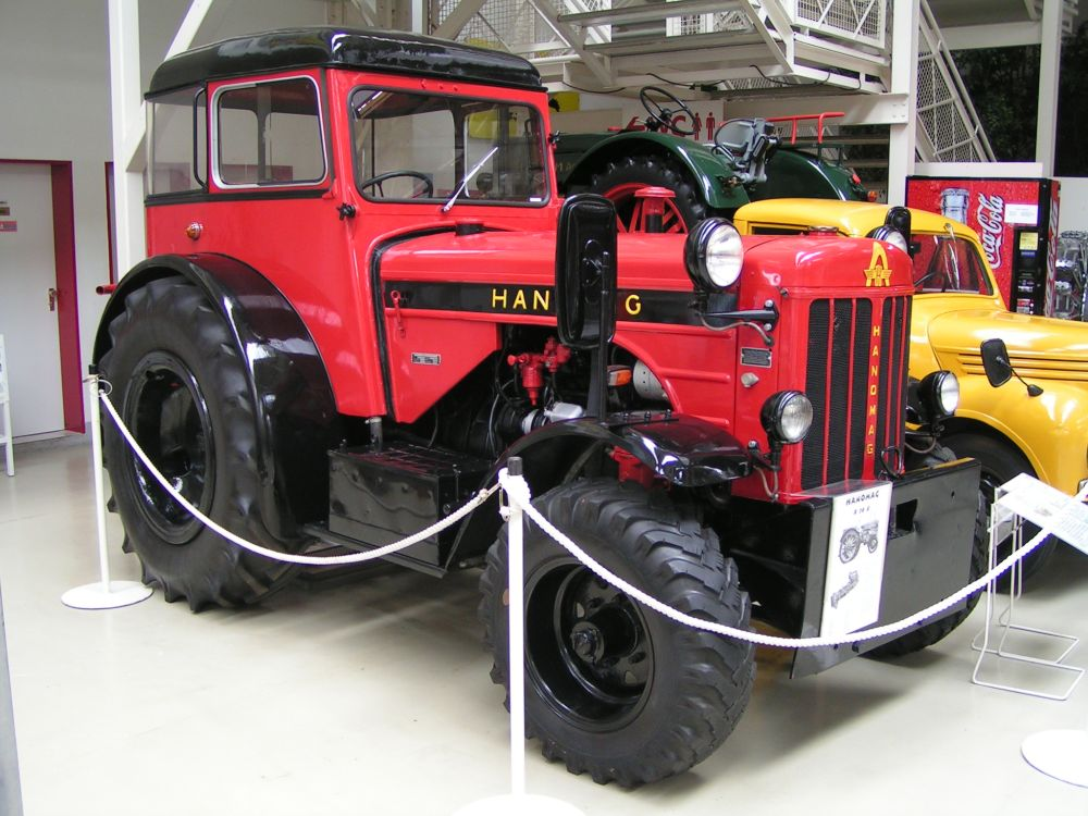 File hanomag traktor g wikimedia commons