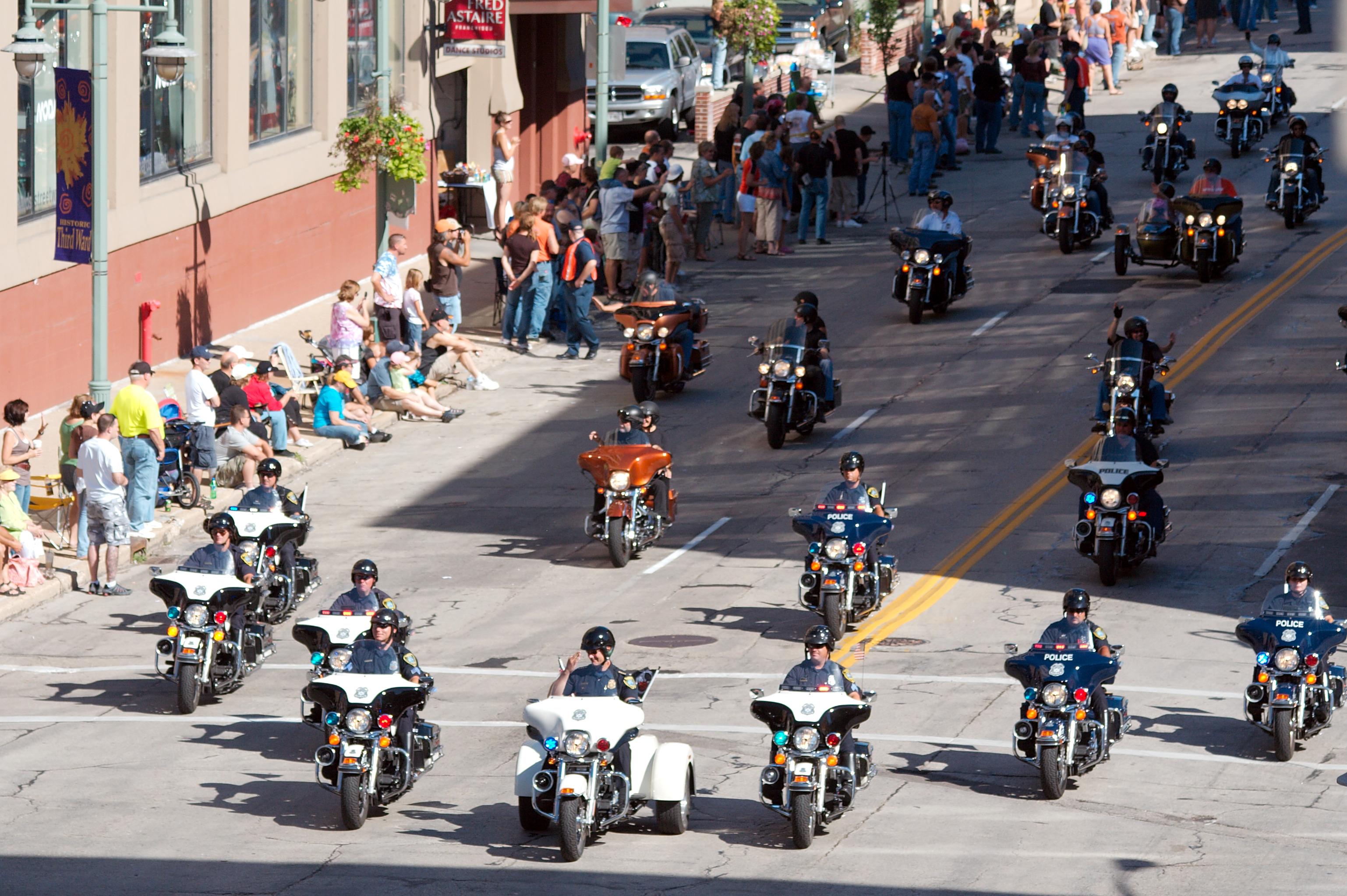Harley Davidson Milwaukee Rally