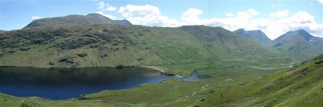 Head of Loch Arkaig - geograph.org.uk - 471381