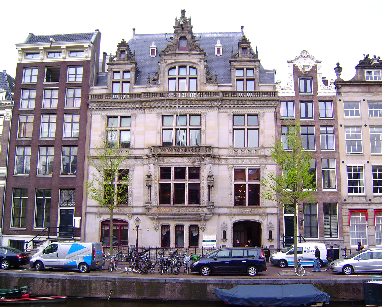 File herengracht wikimedia commons for B b amsterdam