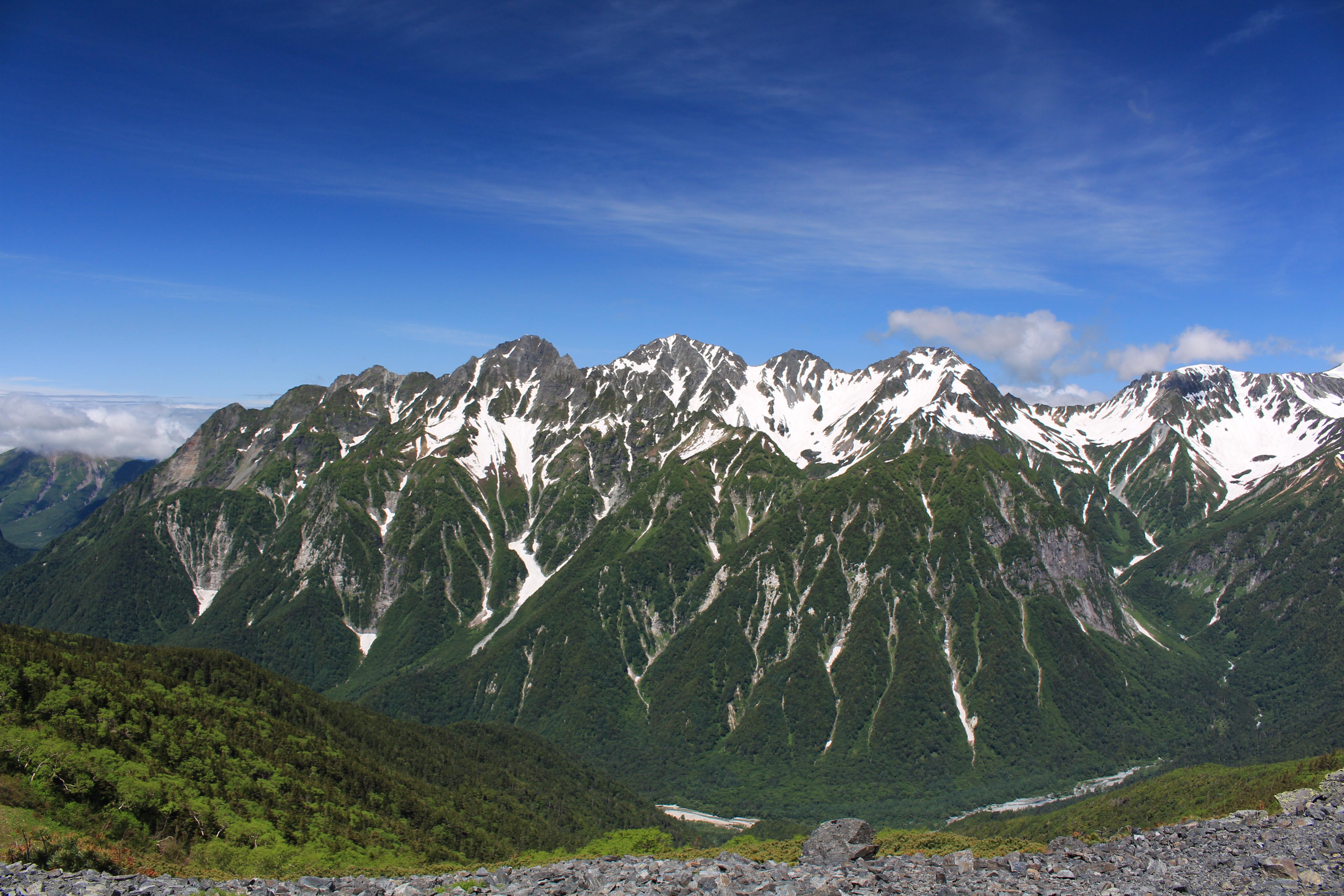 5 Montanhas para escalar agora que o Monte Fuji está interditado 1