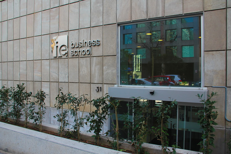 File ie business school 4 jpg wikimedia commons for Business school madrid