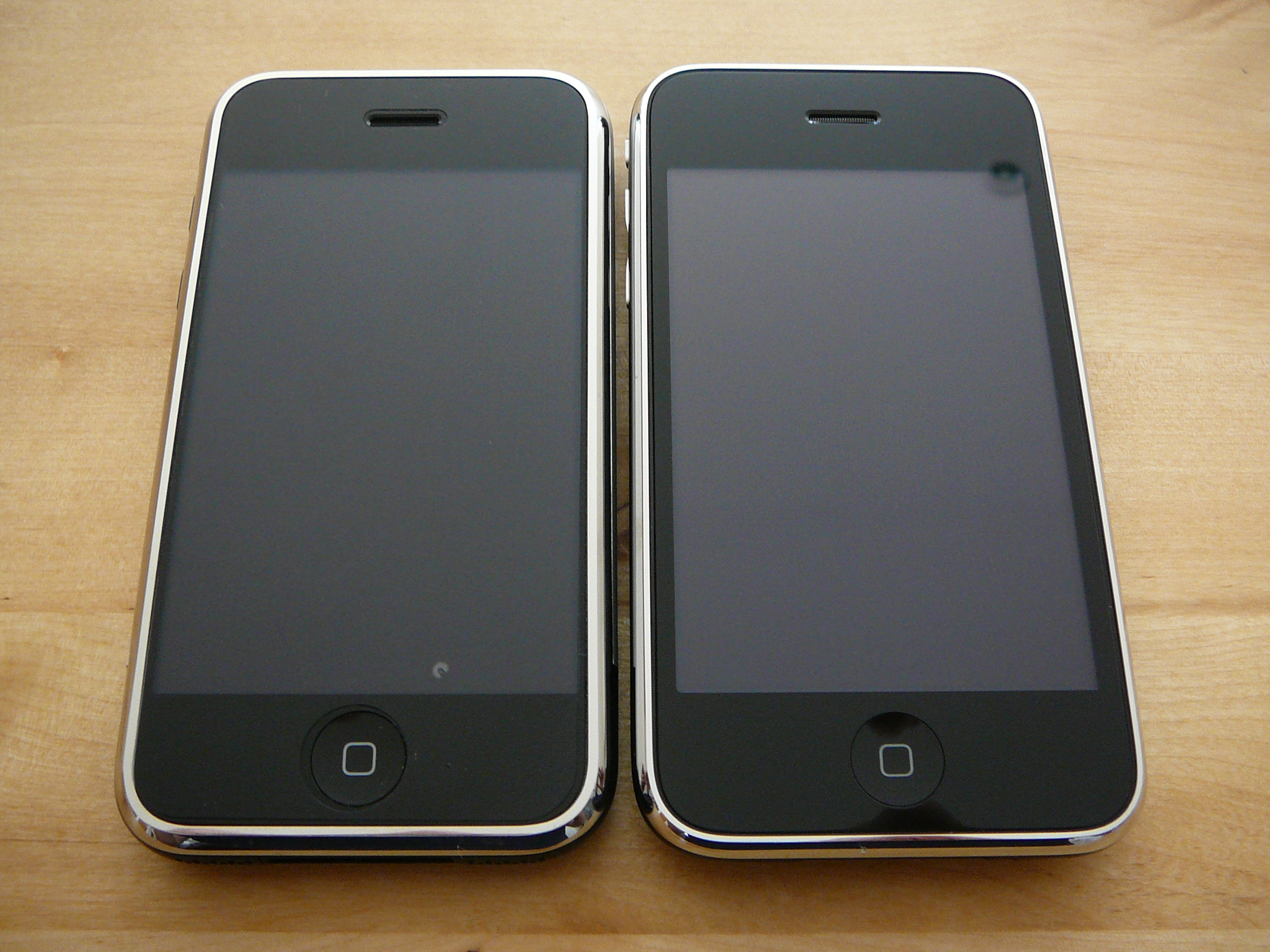 Iphone  Front And Back Screen