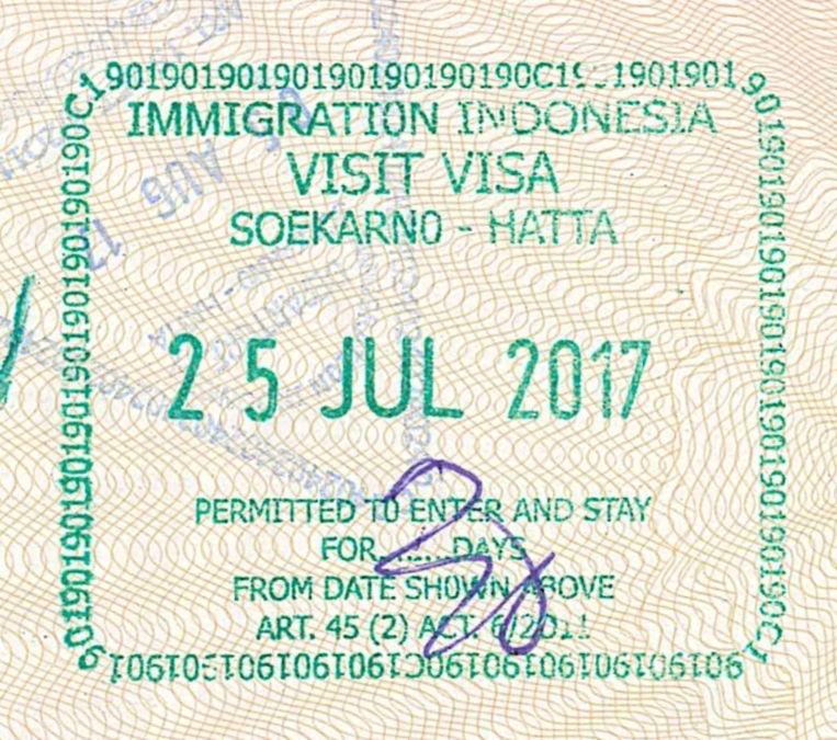 File Indonesia Entry Stamp Jpg Wikipedia