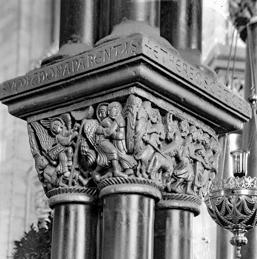 File interieur kapiteel in het koor eerste van het for Interieur wikipedia