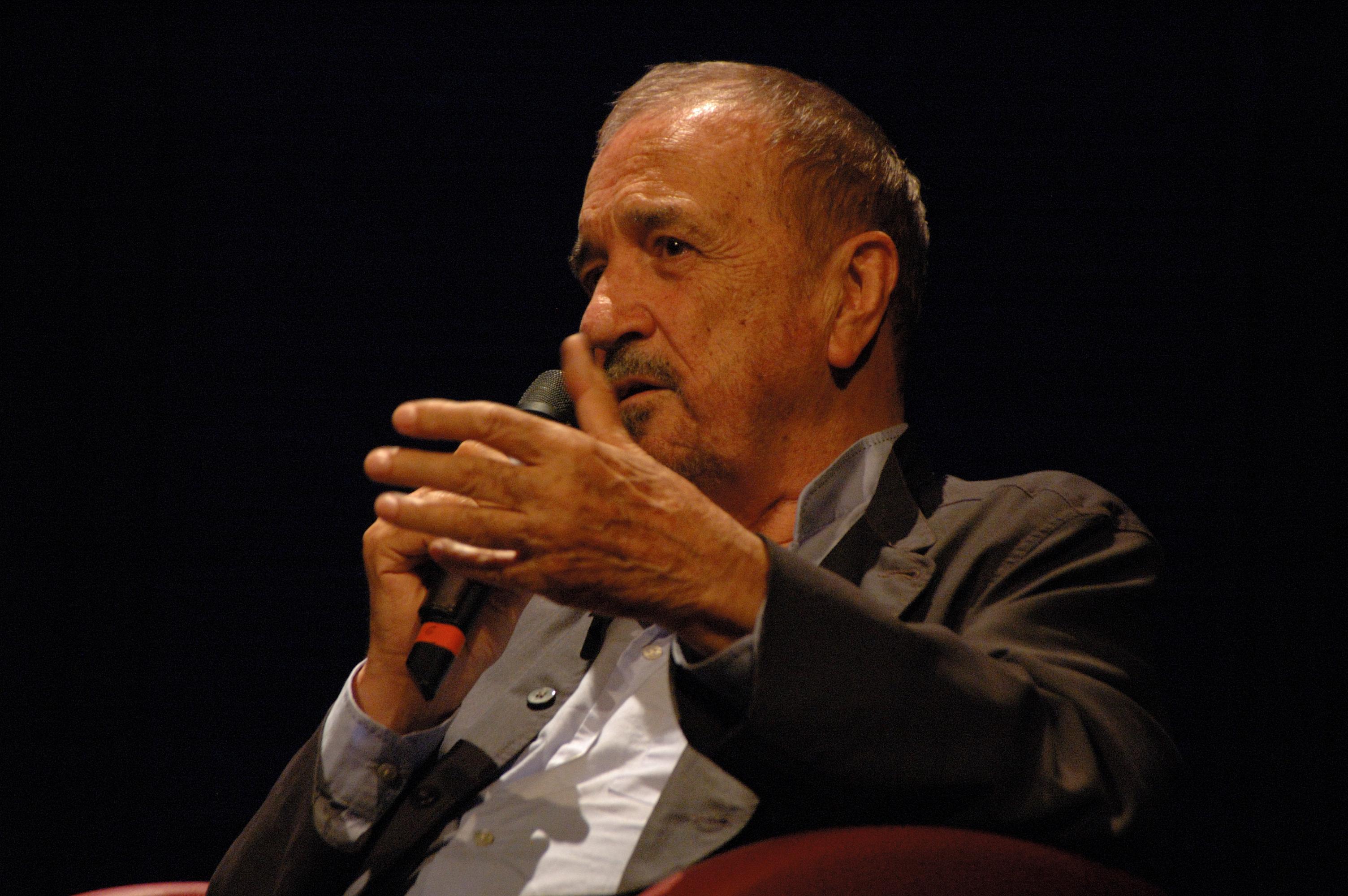 Jean-Claude Carrière in 2008