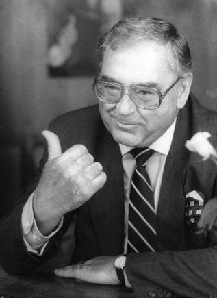 Jiří Horák in 1990