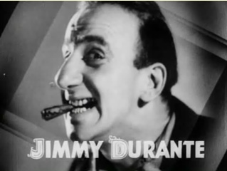 from the Broadway to Hollywood trailer (1933) Jimmy Durante in Broadway to Hollywood trailer.jpg