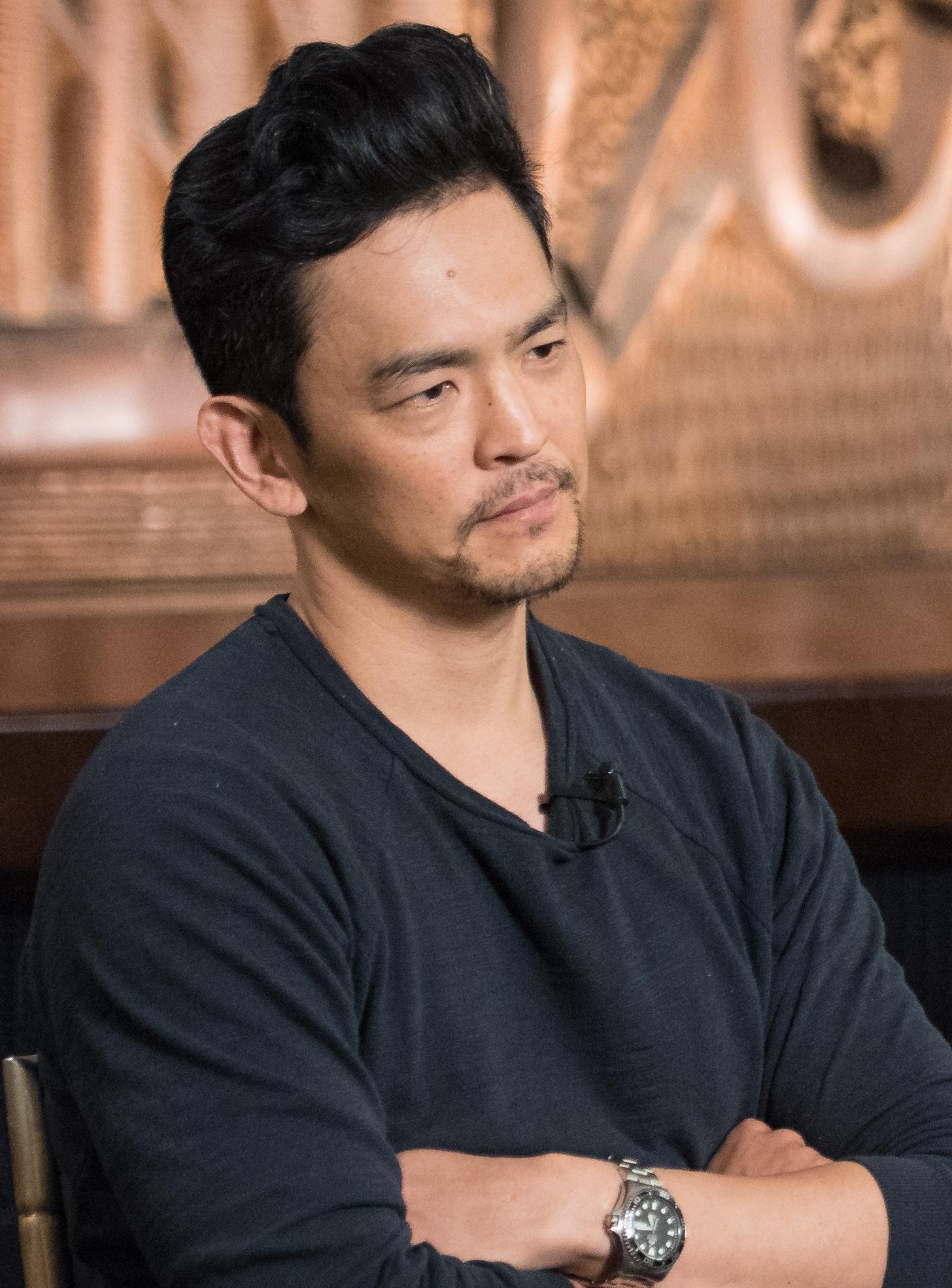 Cho in June 2018