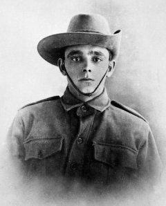 John Leak Australian recipient of the Victoria Cross