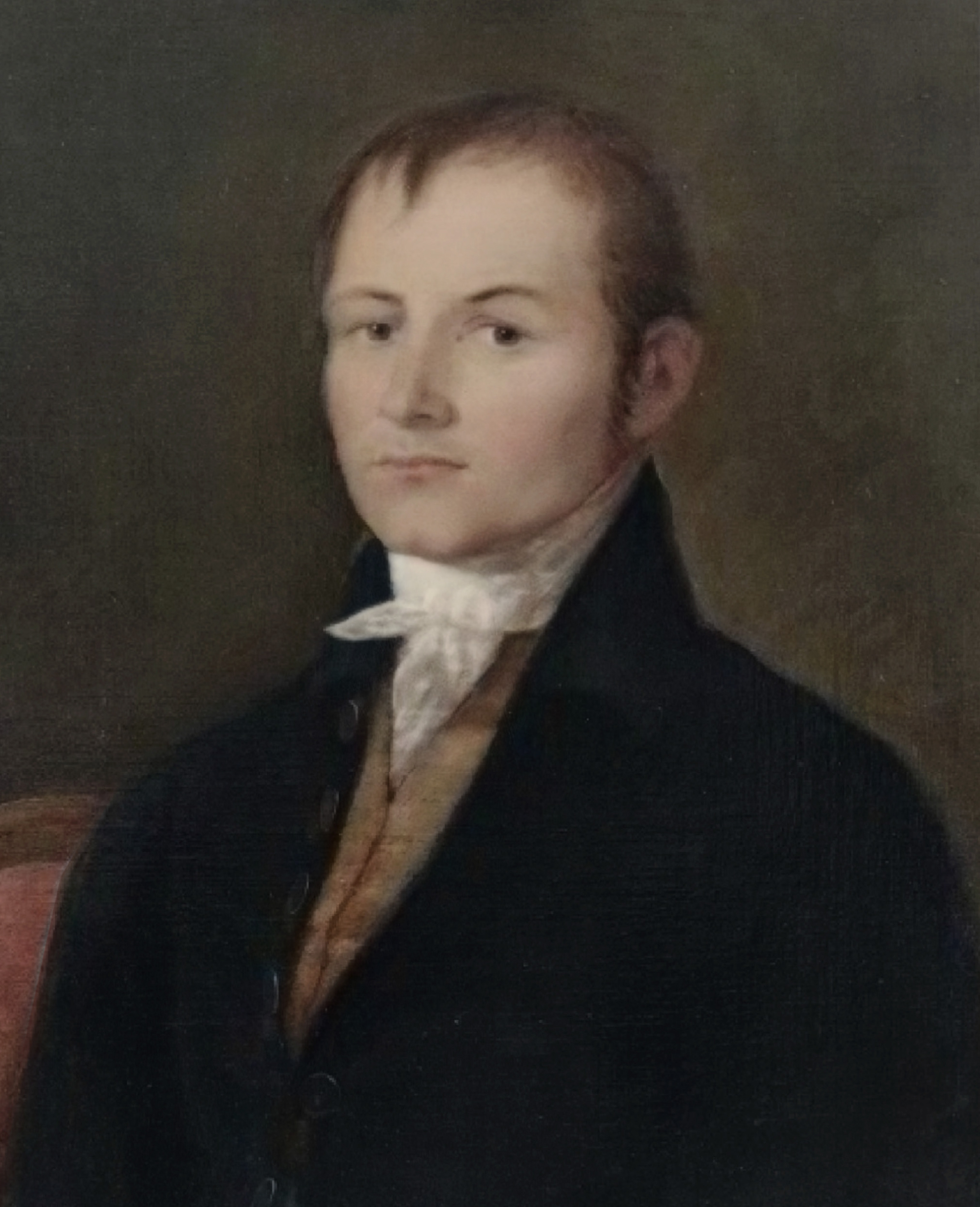 2nd Brown president, Jonathan Maxcy, 1792–1802 was the first alum to serve as president