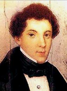 Arriaga, Juan Crisóstomo de (1806-1826)