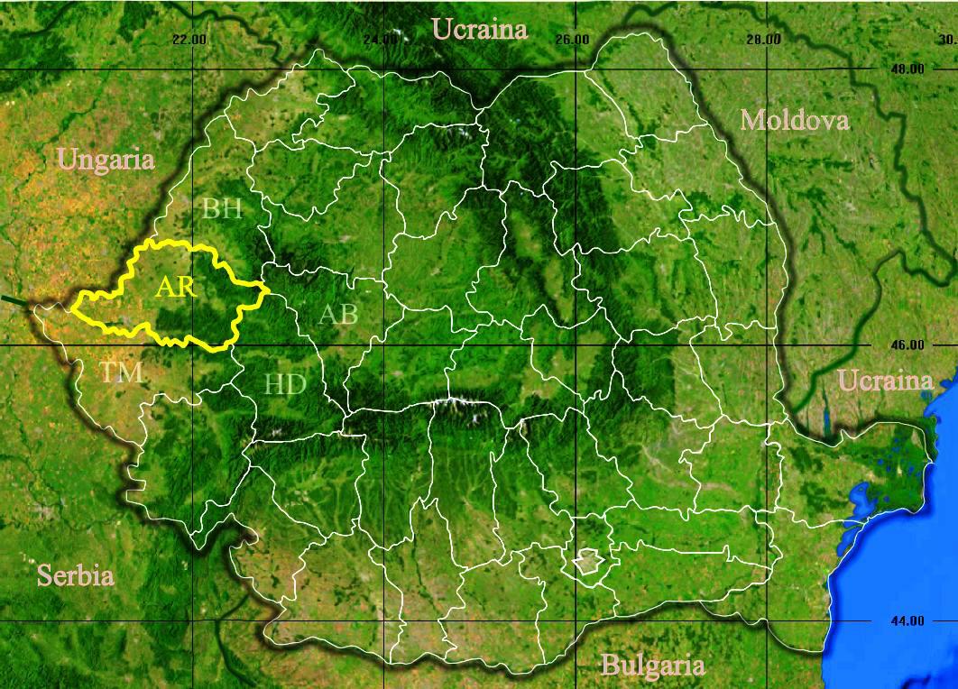 File Judetul Arad 3d Map Jpg Wikimedia Commons