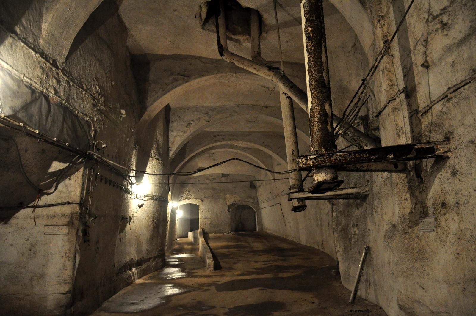 Látogatás a Kőbányai pincerendszerben
