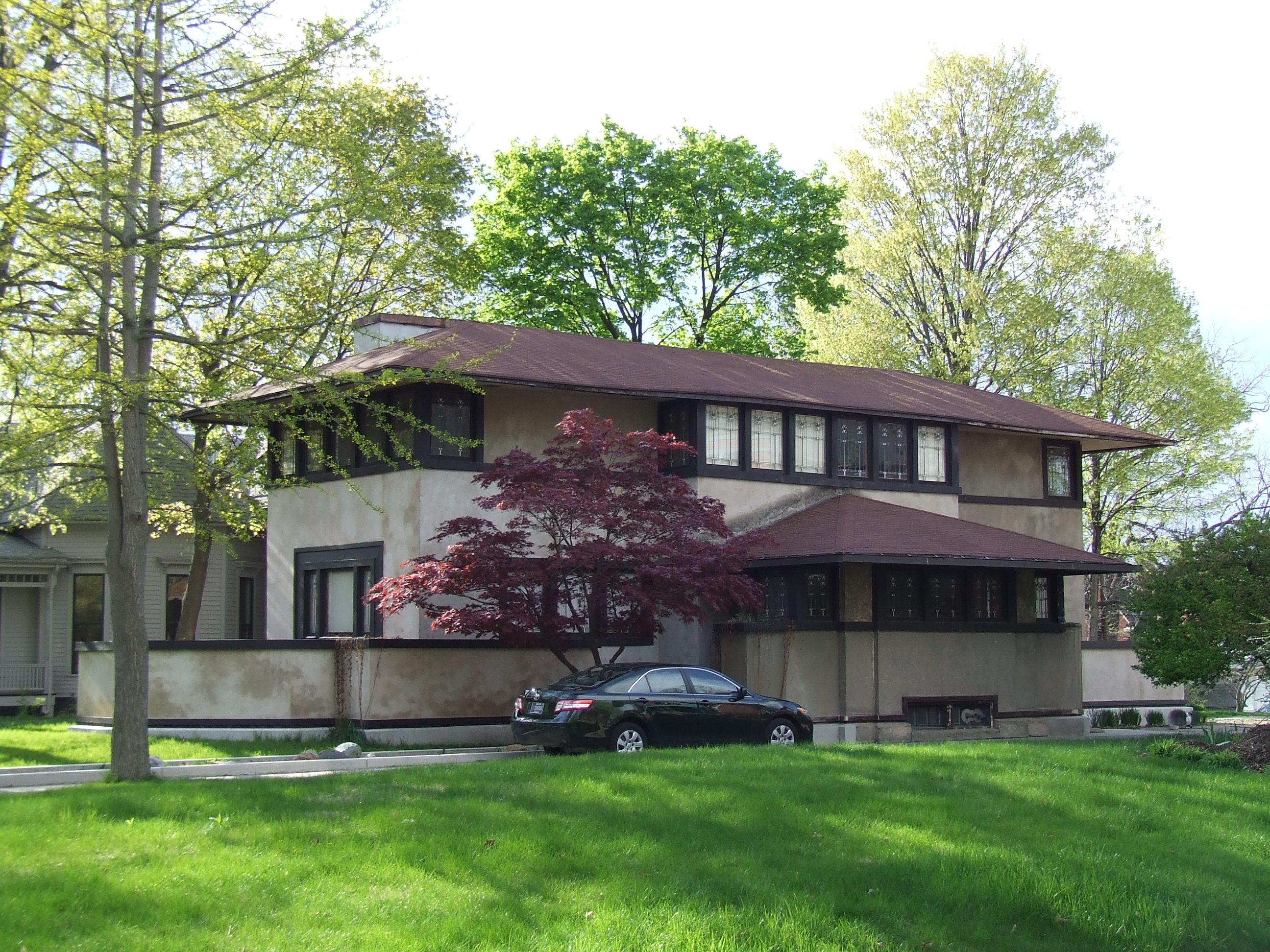 frank lloyd wright ruined american life with the turn of the porch