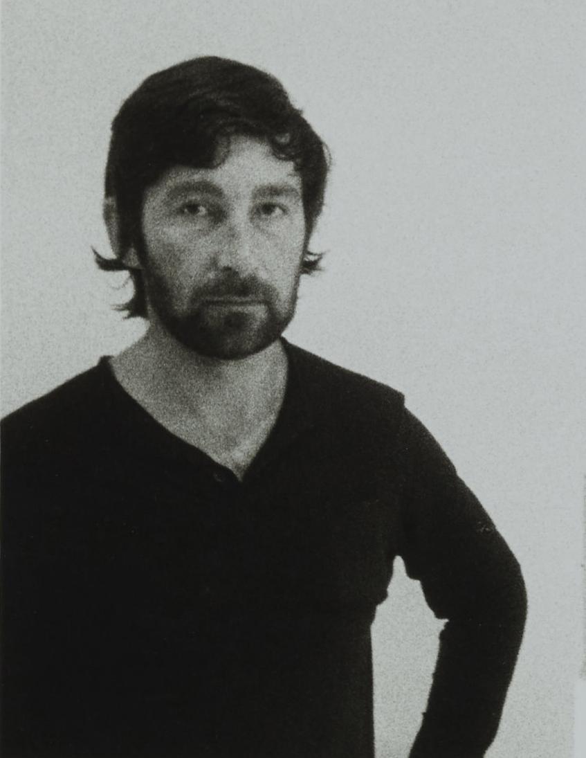 Image of Keith Arnatt from Wikidata