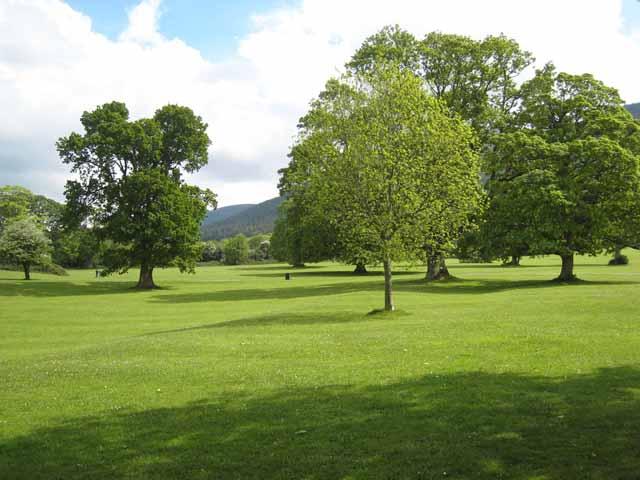 Kilbroney Park, Rostrevor - geograph.org.uk - 441813