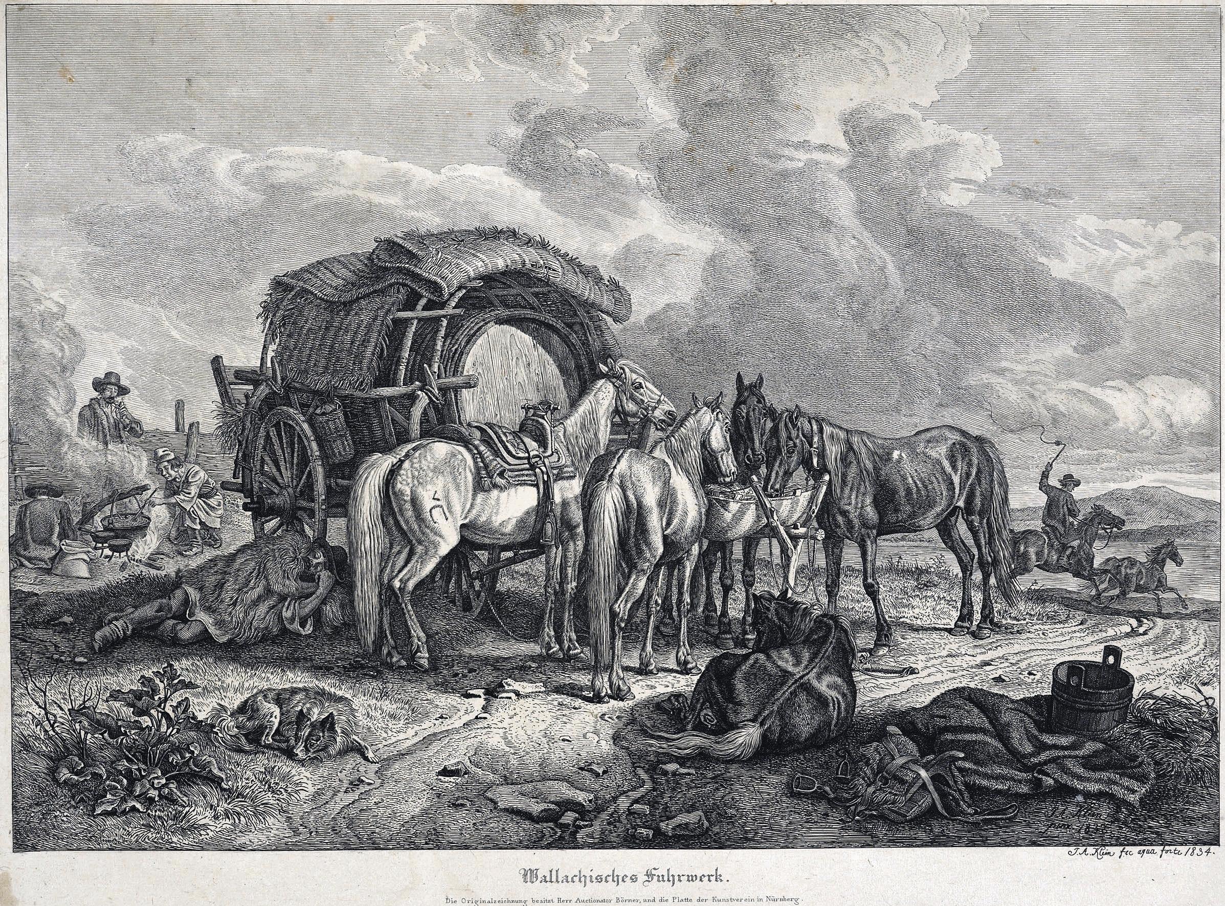 File:Klein - Wallachisches Fuhrwerk, 1832.png