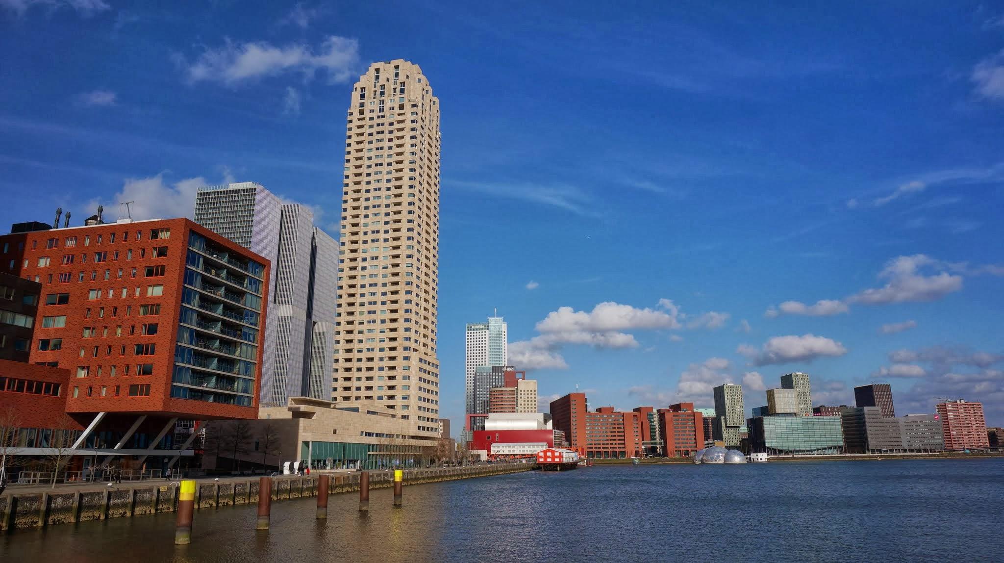 Kop van Zuid, Rotterdam, Netherlands - panoramio (13).jpg