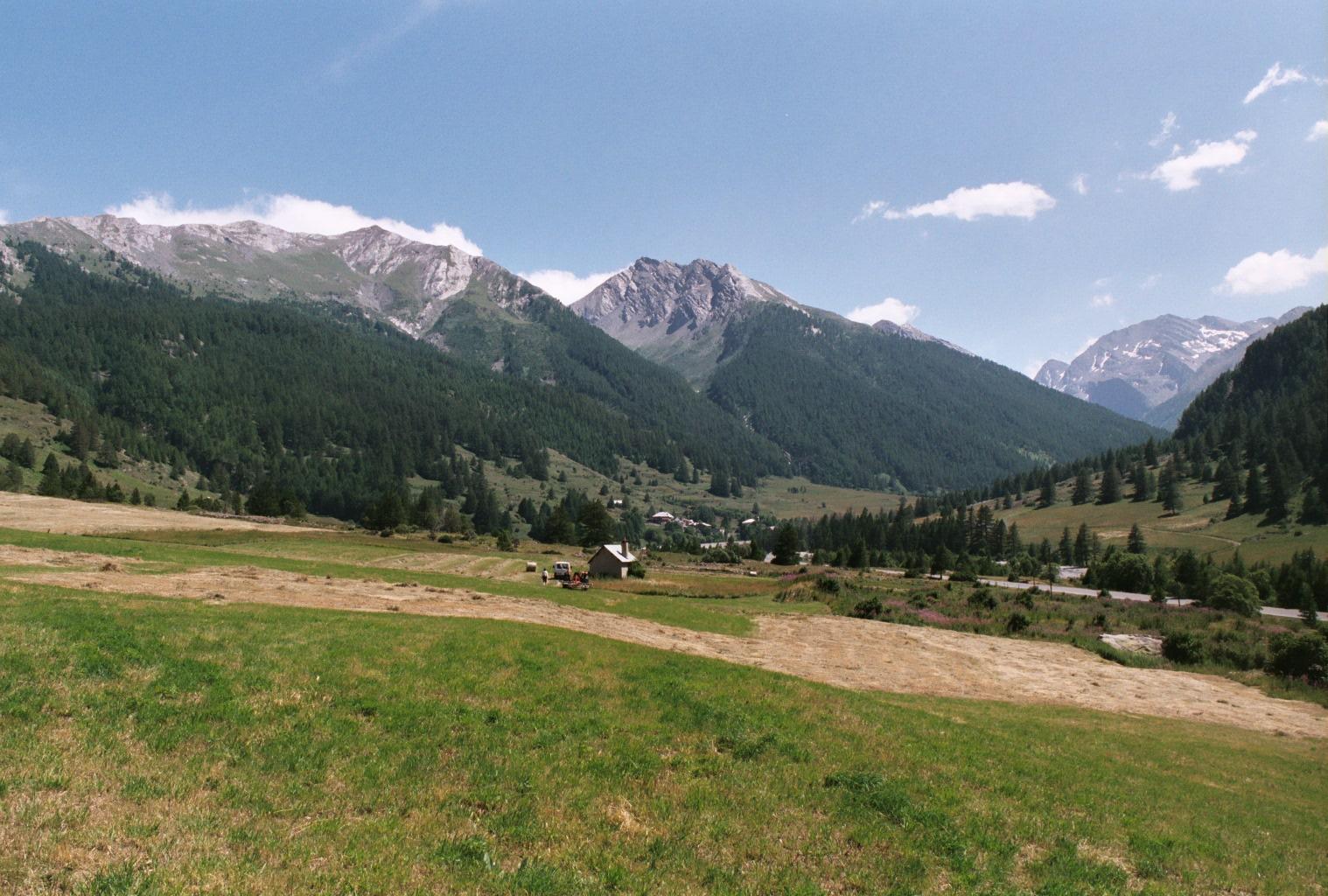 Klettersteig Queyras : Queyras u wikipedia