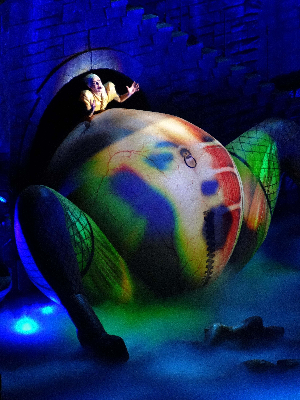 The Monster Ball Tour Setlist