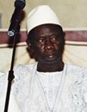 Lansana Conté 20th and 21st-century President of Guinea