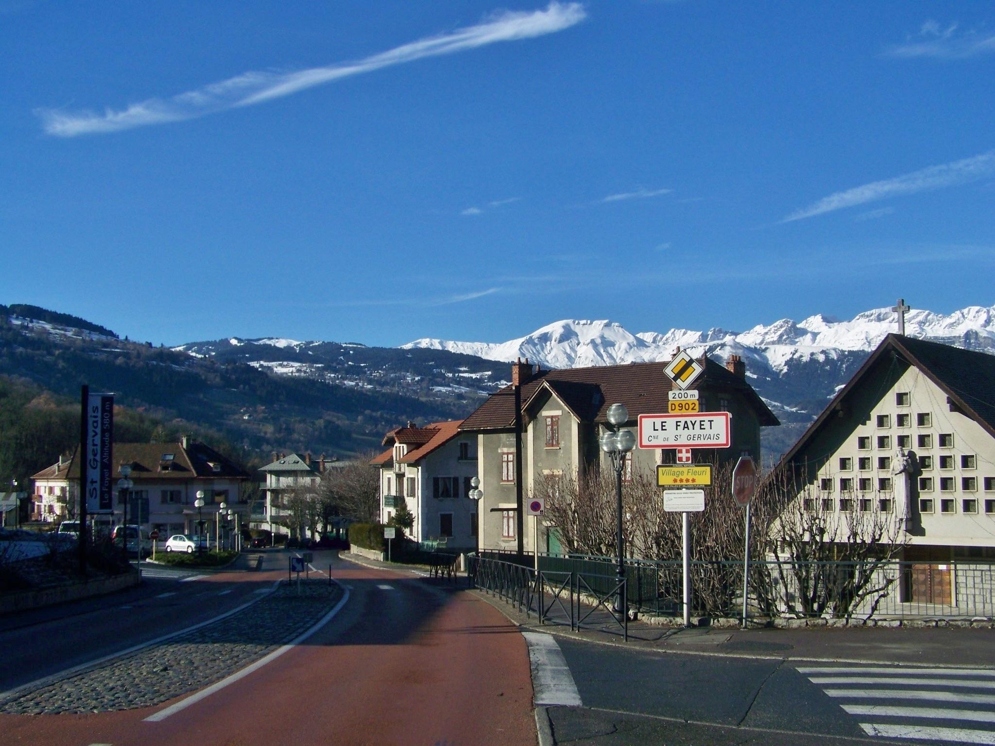 Saint-Gervais-les-Bains France  city pictures gallery : Le Fayet Saint Gervais les Bains 74 Wikimedia Commons