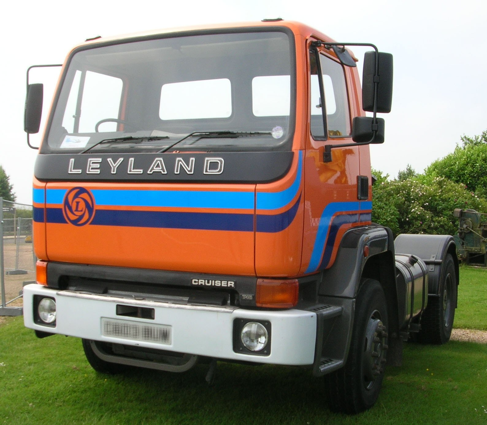 Old Leyland Trucks - Lorries - Simplyeighties.com