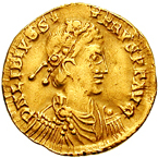 Augustus of the Western Roman Empire