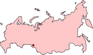 Omsk ın rusya daki konumu kırmızı ülke rusya federasyonu