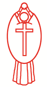 Logo of Latin Mass Society of England and Wales.png