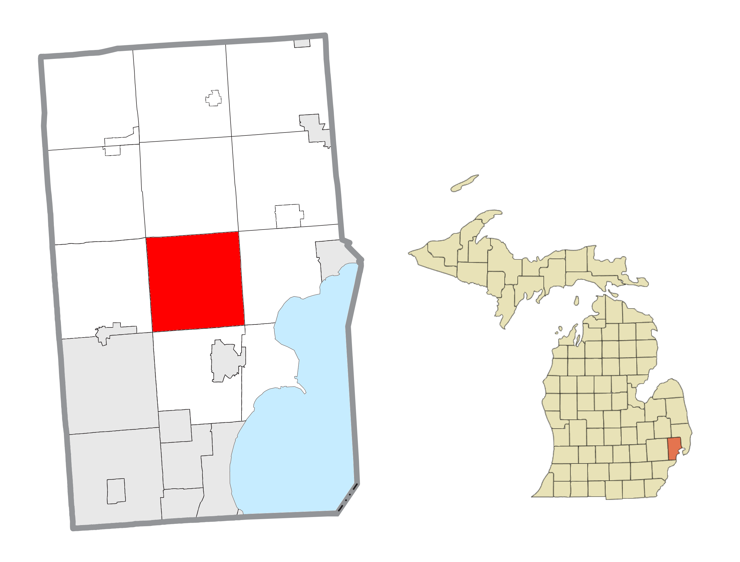 Macomb Township Michigan Wikipedia