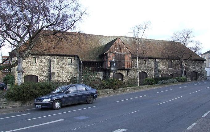 Tithe Barn Maidstone Wikipedia