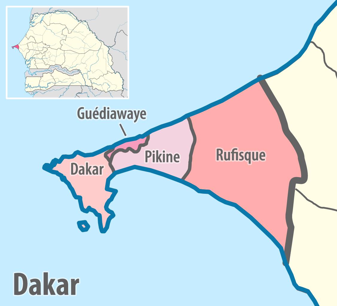 Dakar Region - Wikipedia