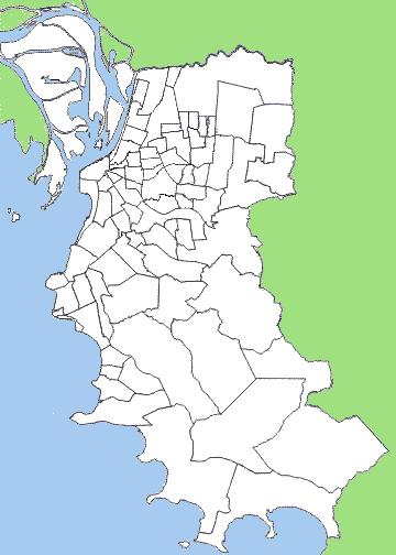 Geografia de Porto Alegre  Wikipdia a enciclopdia livre